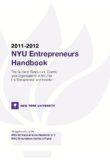 nyu-entrepreneurs-handbook-2011-2012-nyu-entrepreneurs-network