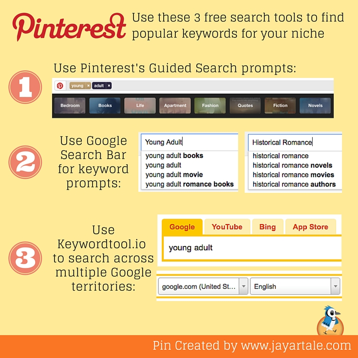 5 Search Tools for Pinterest