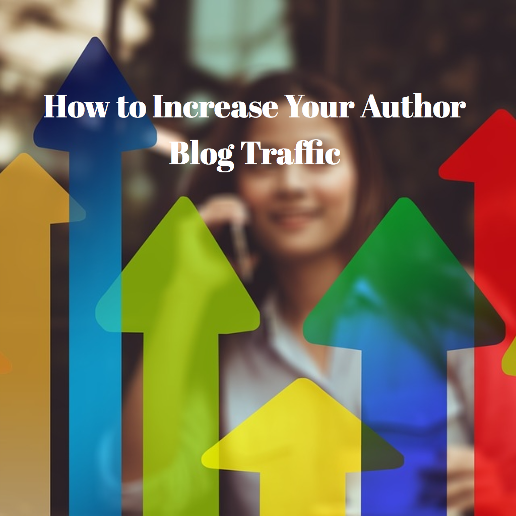 Increase Author Blog Traffic